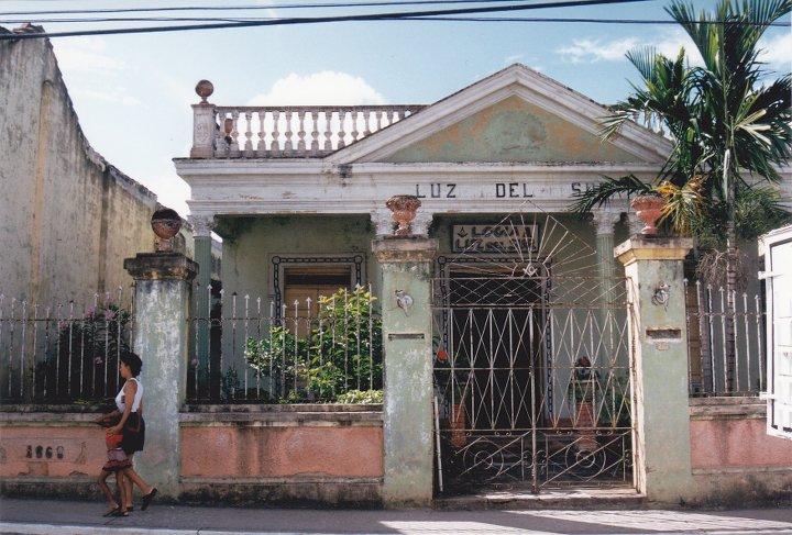 Temple maçonnique de Cienfuegos (Cuba)