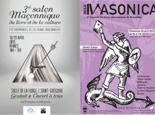 Salons de Rennes et Masonica