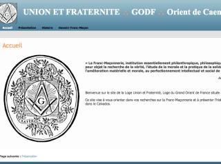 Loge Union et Fraternité de Caen