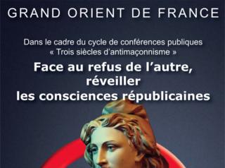 Conférence sur l'antimaçonnisme à Toulouse