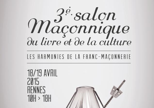 3e Salon maçonnique de Rennes