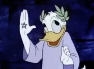 Donald et les Mathémagiques