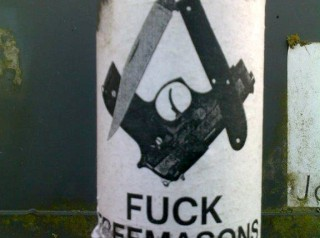 Fuck Freemasons