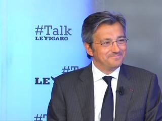 Daniel Keller au Talk du Figaro