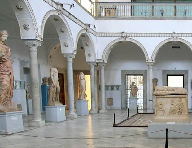 Le Musée Bardo de Tunis