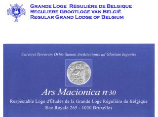 Ars Masonica, Culture funéraire maçonnique
