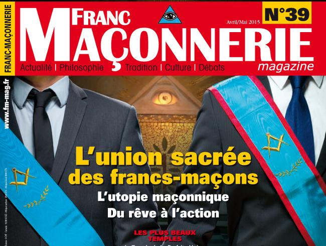 Franc-Maçonnerie Magazine N°39
