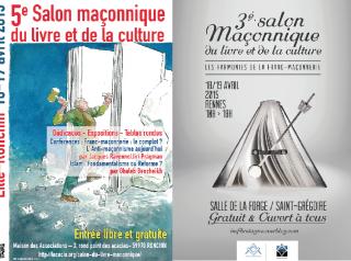 Salons du livre de Ronchin et Rennes