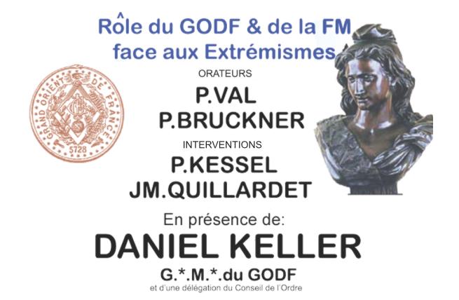 role du GO et de la FM face aux extremismes