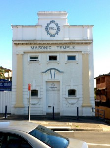 un temple de la GLUA à Sydney