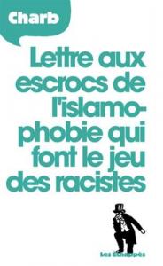 Charb Lettre aux escrocs