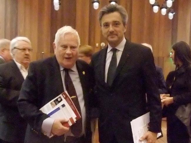 DK et Paul Rich