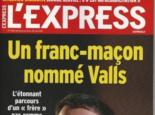 Valls dans l'Express