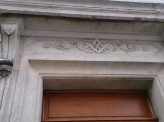 fronton rue Francoislefort Geneve