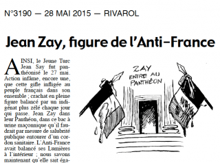 Jean Zay Rivarol