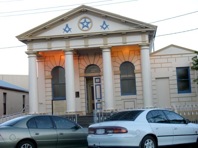 Temple australien