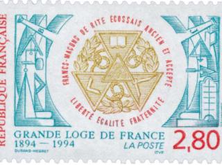 timbre centenaire GLDF1994