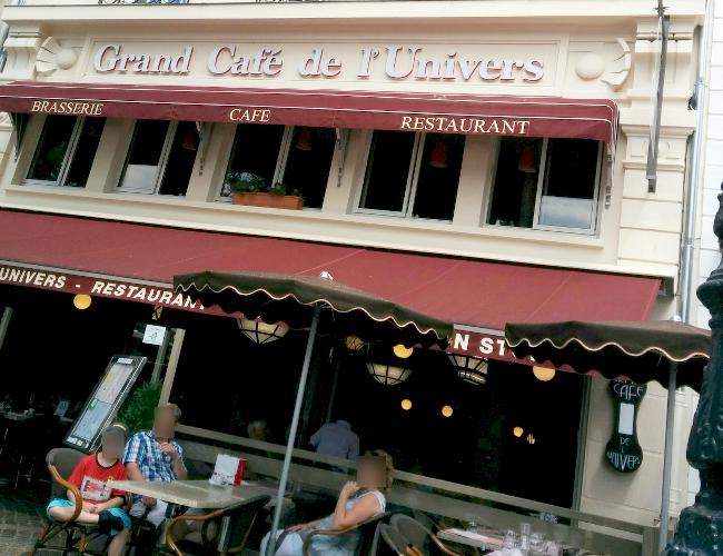 Grand Cafe de lUnivers
