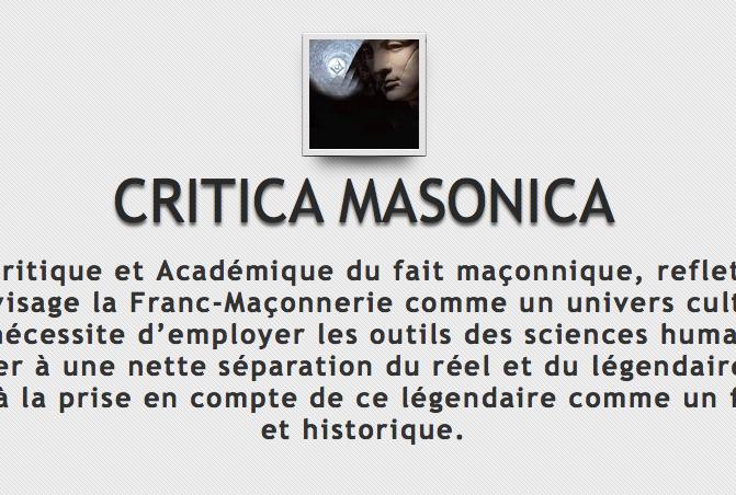 Critica Masonica leblog