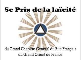 5e Prix Laicite GCG