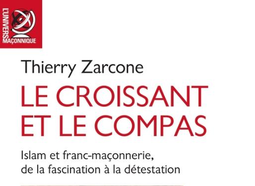 Croissant et compas