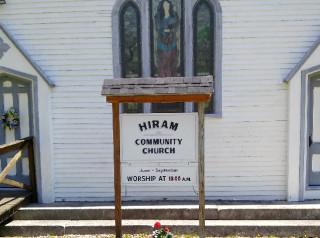 Hiram Maine