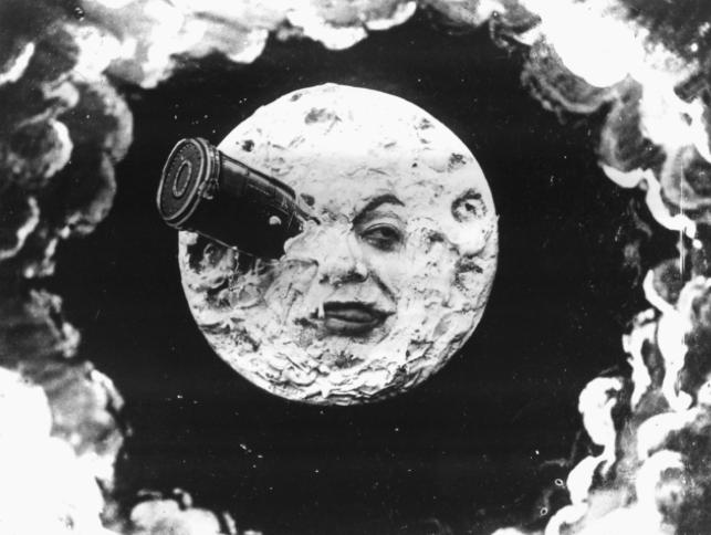 Voyage dans la lune