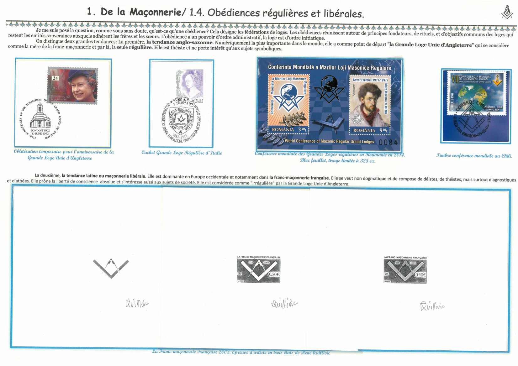 Timbres 4