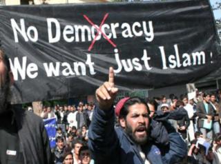 manif Islam