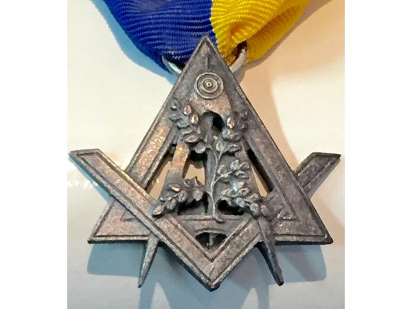 medaille Bruxelles