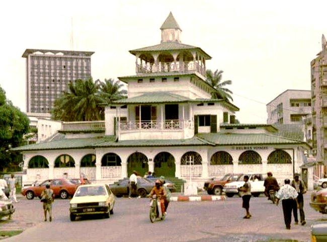 Douala La Pagode