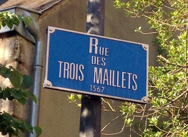 rue des 3maillets