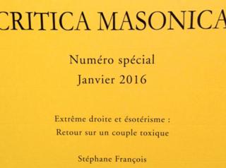 Critica Masonica SFrancois