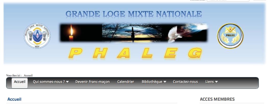 Site Phaleg