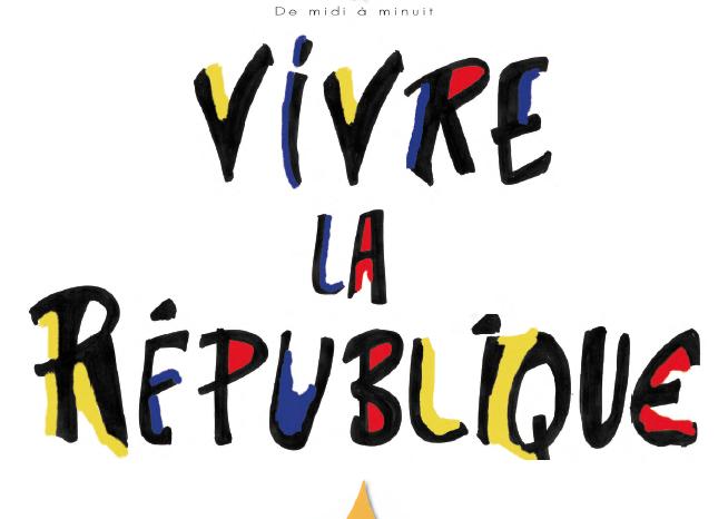 Vivre la Republique