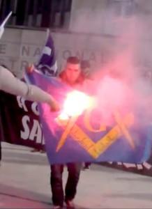 drapeau incendie