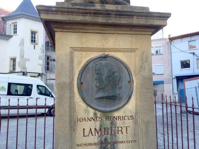 JH Lambert