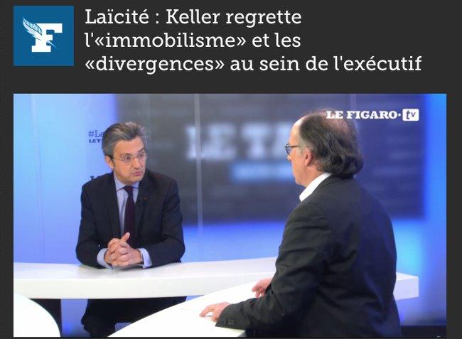 Keller Talk Figaro 18avril16