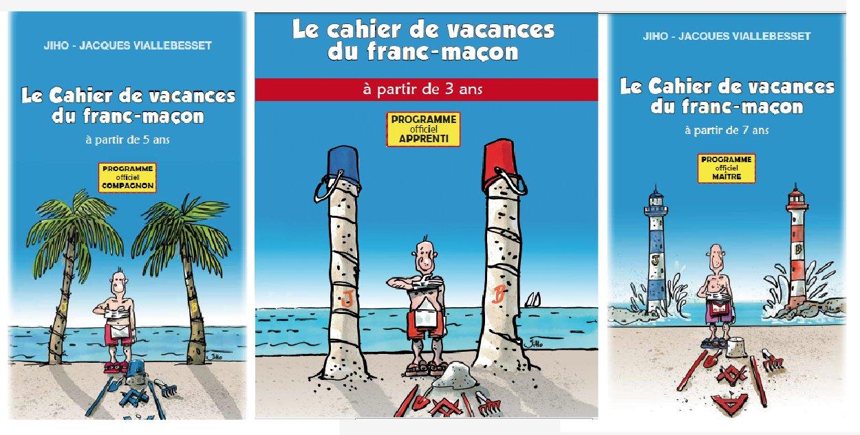 Bande dessinée chrétienne sur la franc-maçonnerie 3-Cahiers