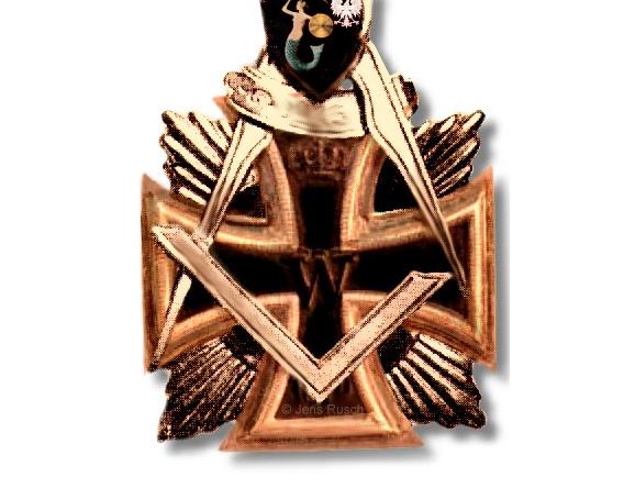 croix de fer maconnique