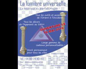 lum universelle A4