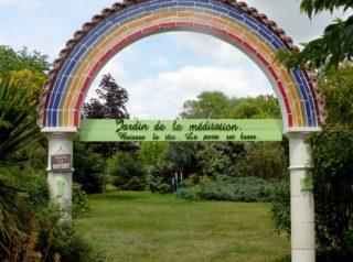 Jardin de la meditation