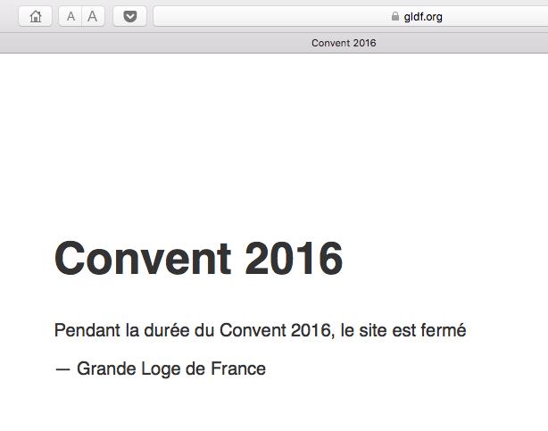 siteGLDF Convent2016