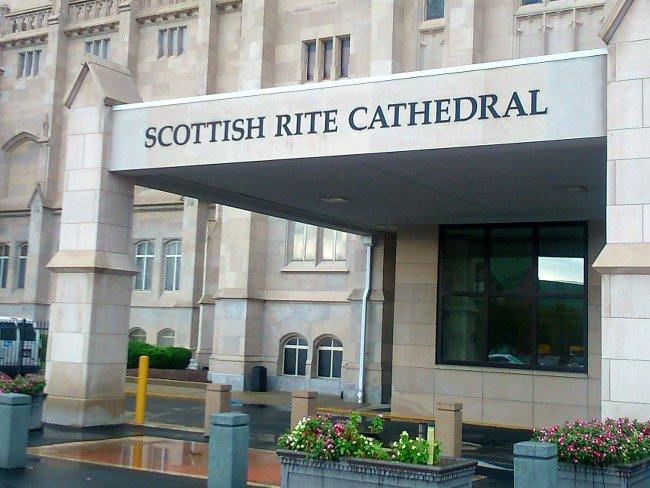 Cathédrale du Rite Ecossais