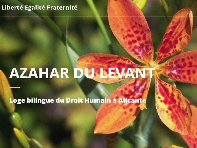 Azahar du Levant