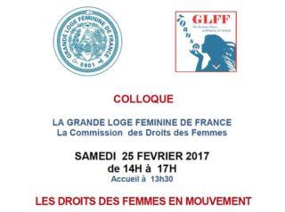 Colloque GLFF