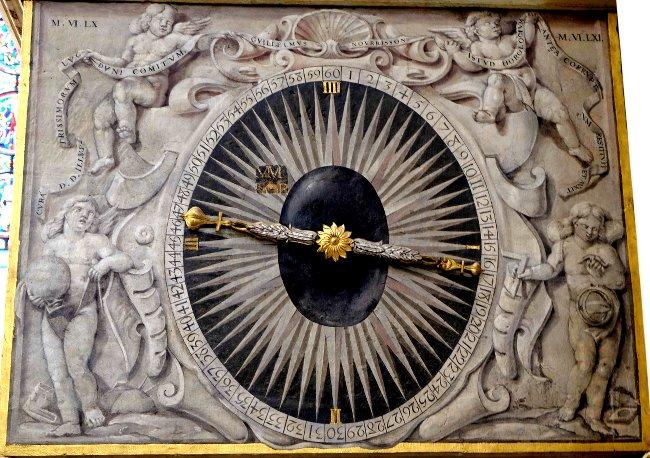 Horloge StJean Lyon