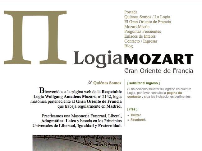 Loge Mozart Madrid