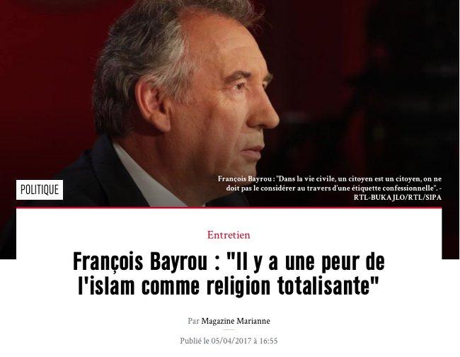 Bayrou Marianne