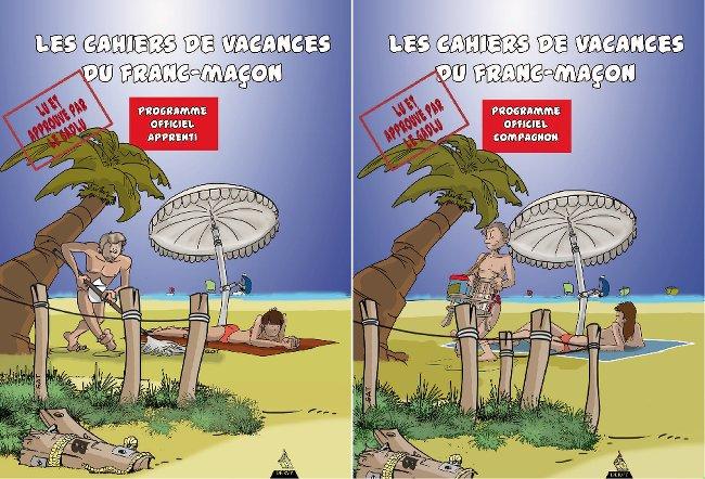 Cahiers vacances 2017